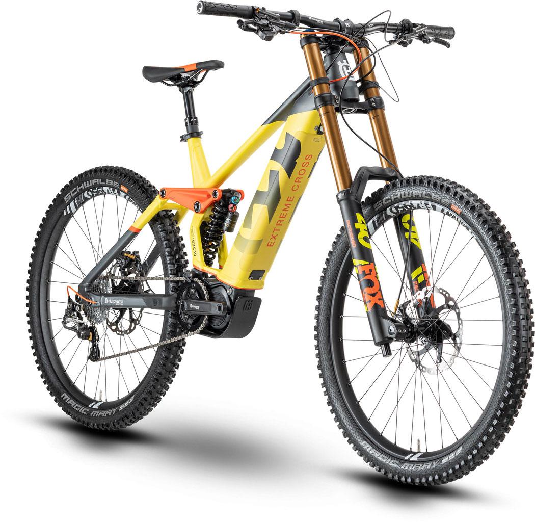 Husqvarna CityTrekking e Bikes e MTBs 2020 Jetzt Probe
