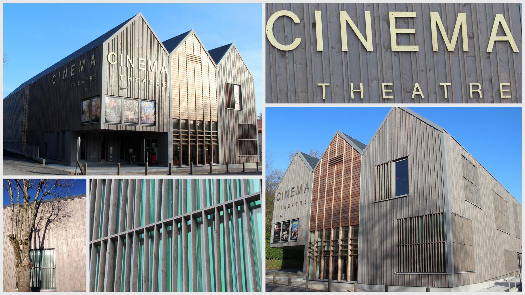 Villedieu cinéma - Villedieu Intercom