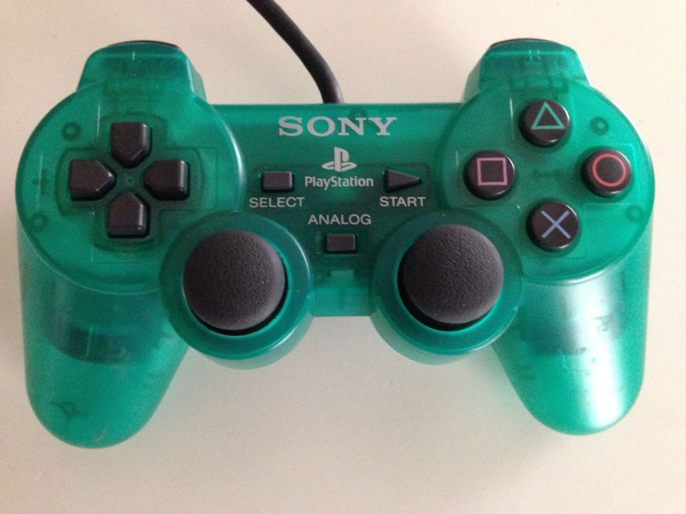 PlayStation 2 controller Variations - The Database for all console ...