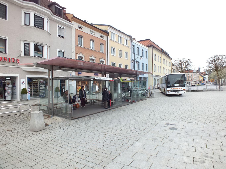 Neumarkt Innenstadt