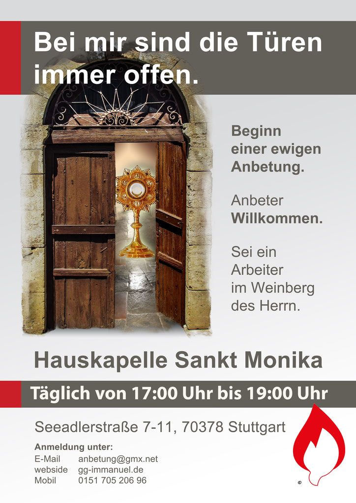 Gebetszeit Stuttgart