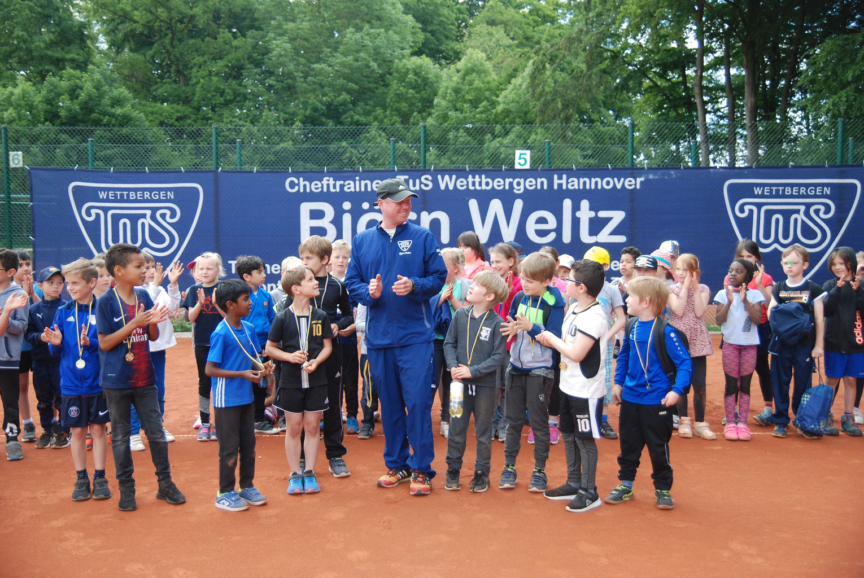 Tus Wettbergen Tennis