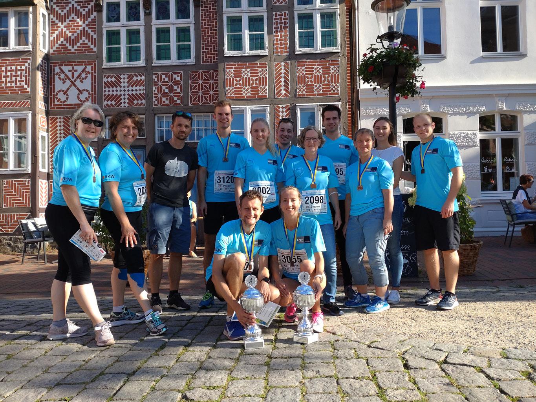 10km Lauf in Buxtehude (endlich mal wie früher