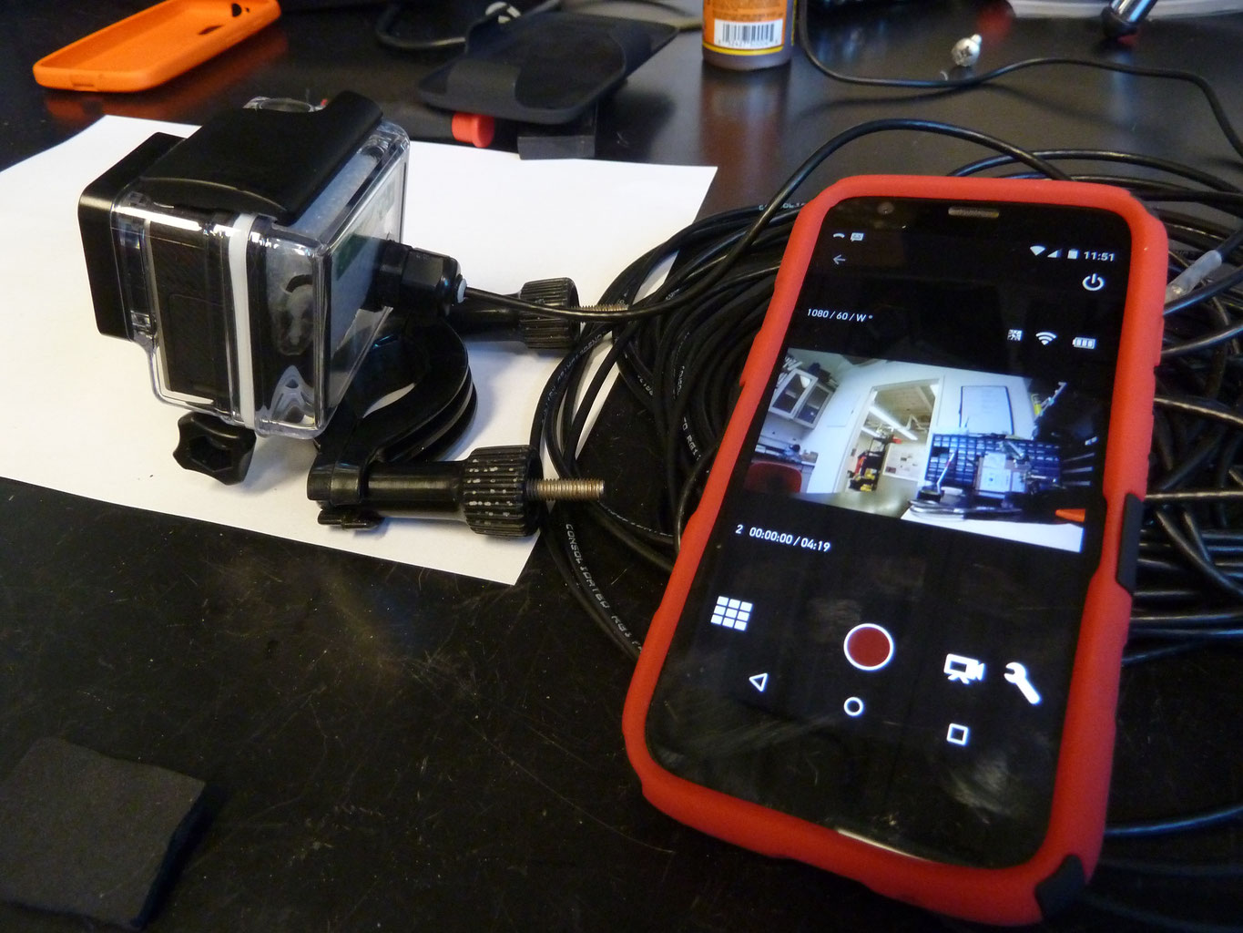 Live Stream Underwater Video Using A GoPro - The Eminent