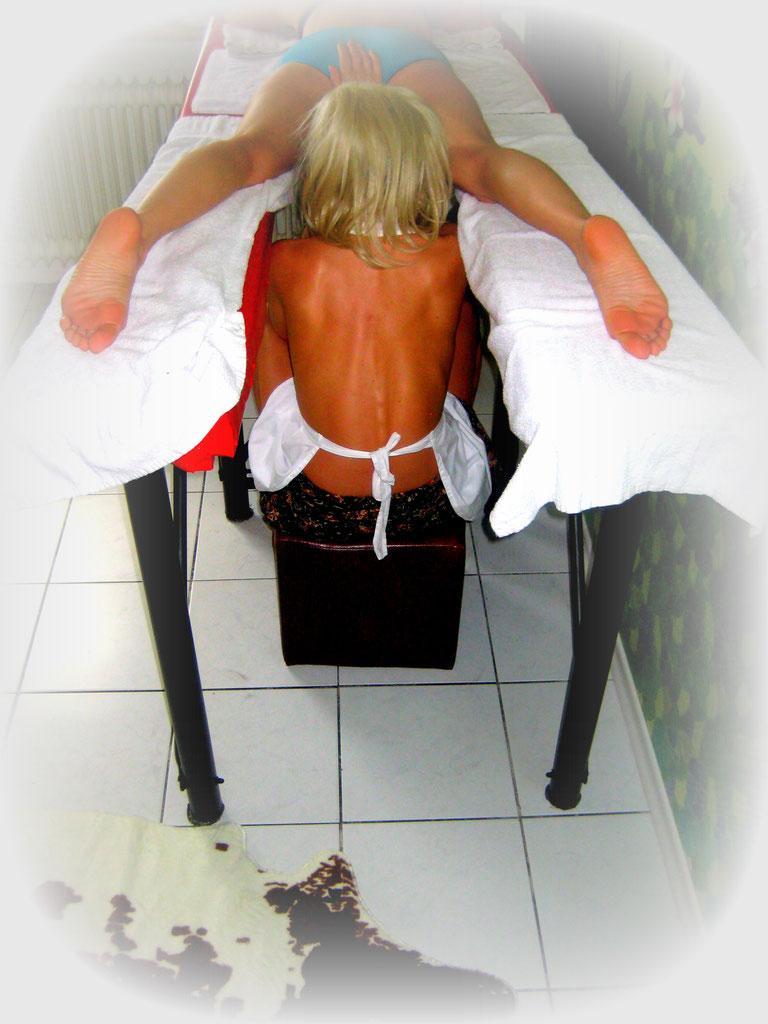 ZäRtliche Massage