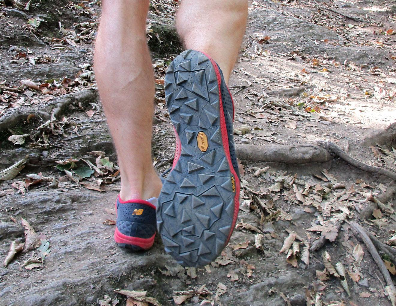 New Balance Minimus 10v4 Trail Trailrunning Hunsrück