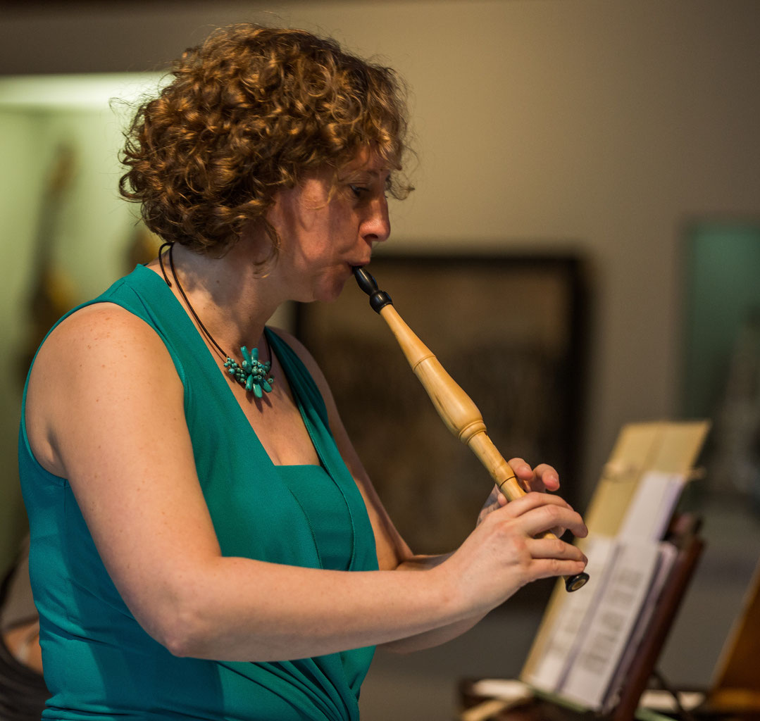 The recorder in the Renaissance and Baroque eras - Aline Hopchet