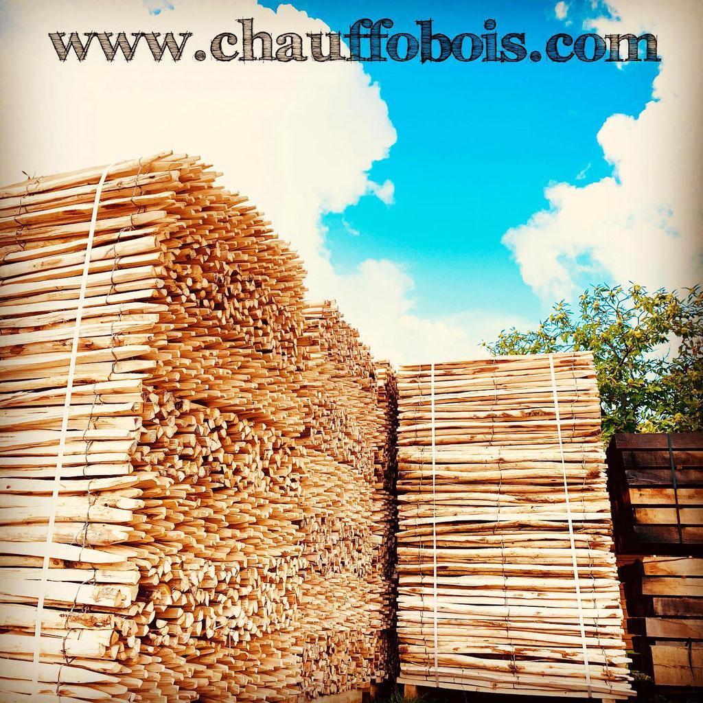 Cl ture bois 49 ganivelle girondine bois de chauffage 49 Cloture en bois jardin