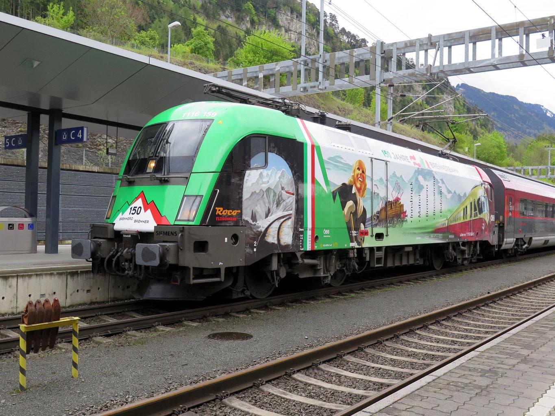 150 Jahre Brennerbahn - Pionierprojekt und Meisterwerk des ...