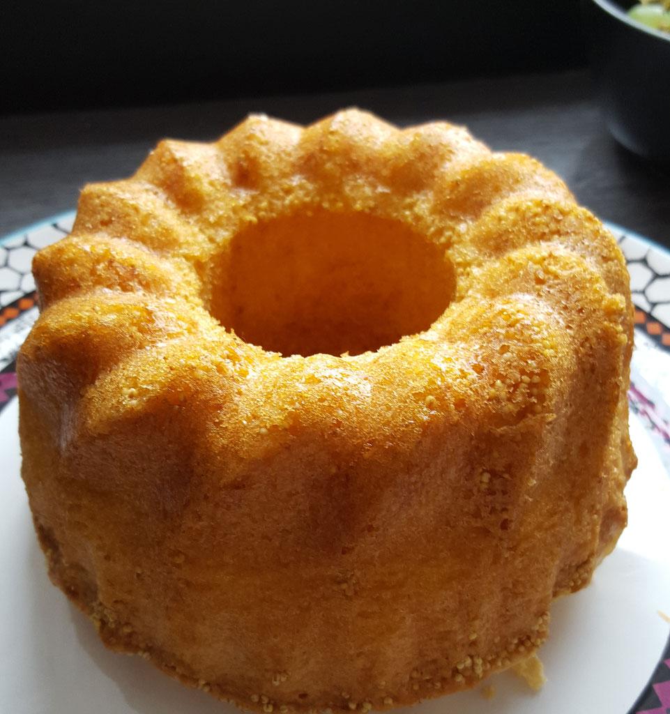 Puddingkuchen Kuchen Ohne Mehl Glutenfrei Der Kreative Foodblog