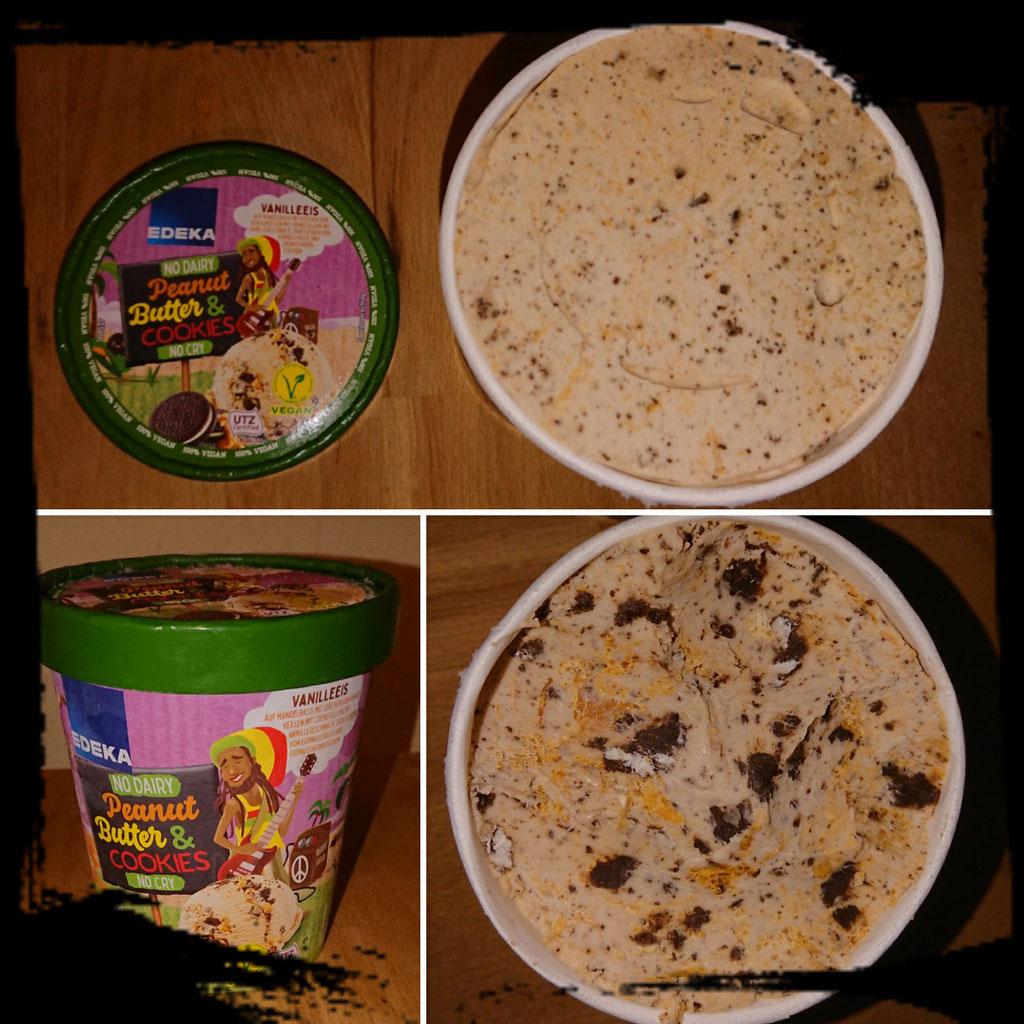 No Dairy Peanut Butter & Cookies No Cry   zuckerwelt im test
