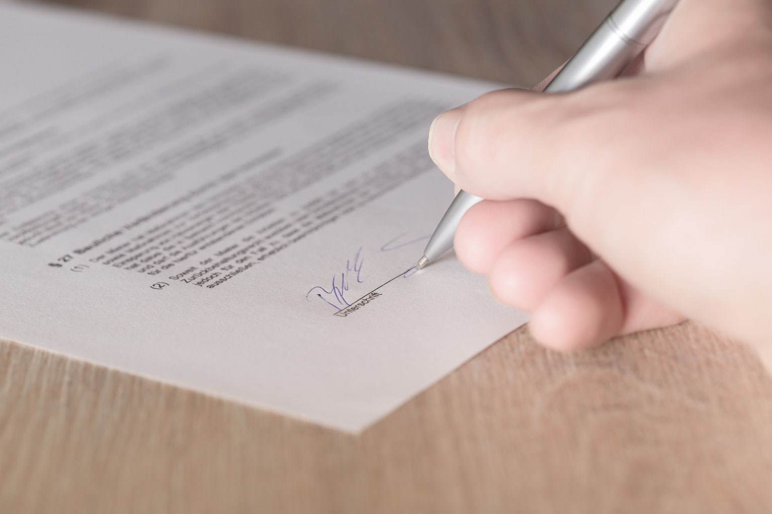 Mietvertrag Muster Und Vorlage Ferienwohnung Richtig Vermieten
