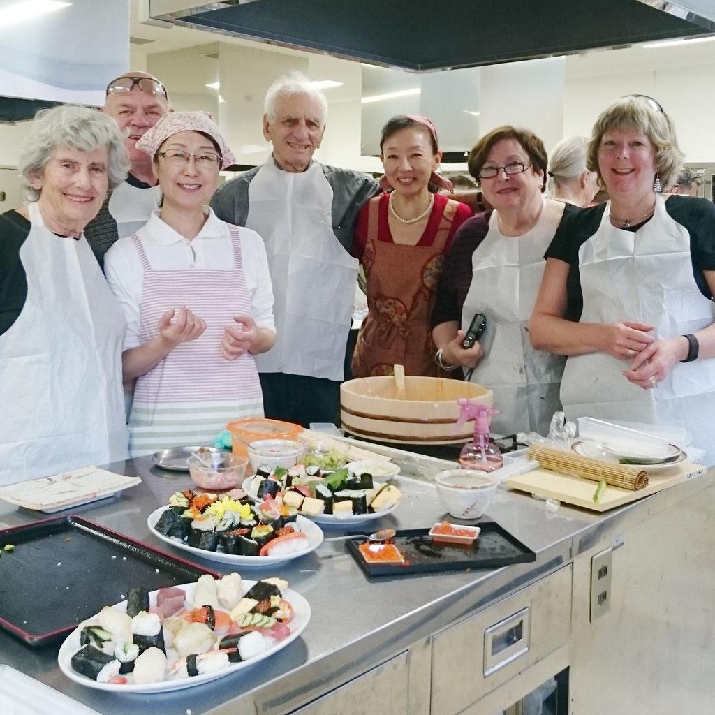 外国人のための料理講師養成講座 各種 - 日本文化体験交流塾