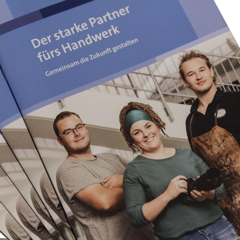 Repräsentant für die Handwerkskammer Region Stuttgart ...