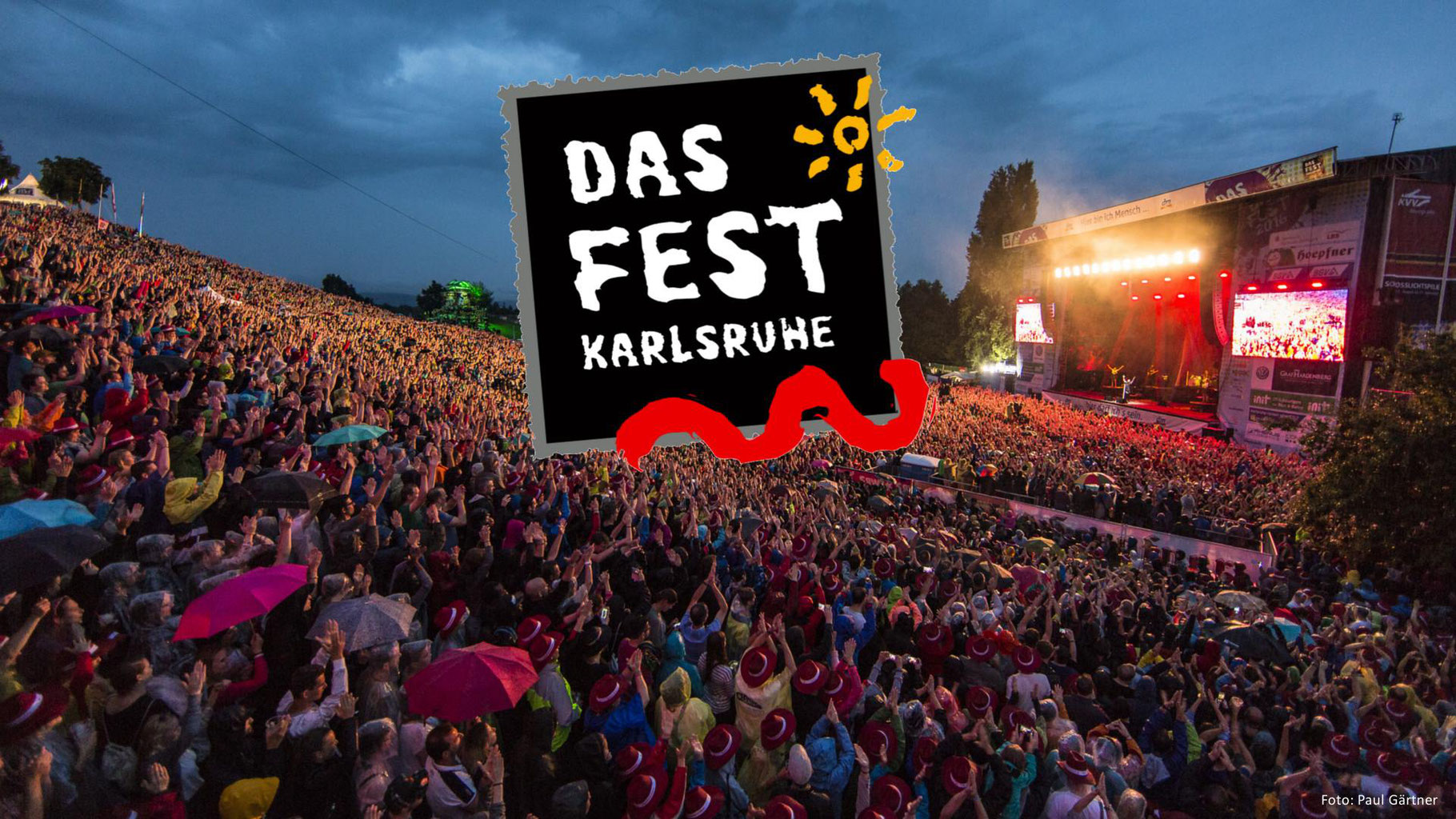 Karlsruhe Das Fest 2021