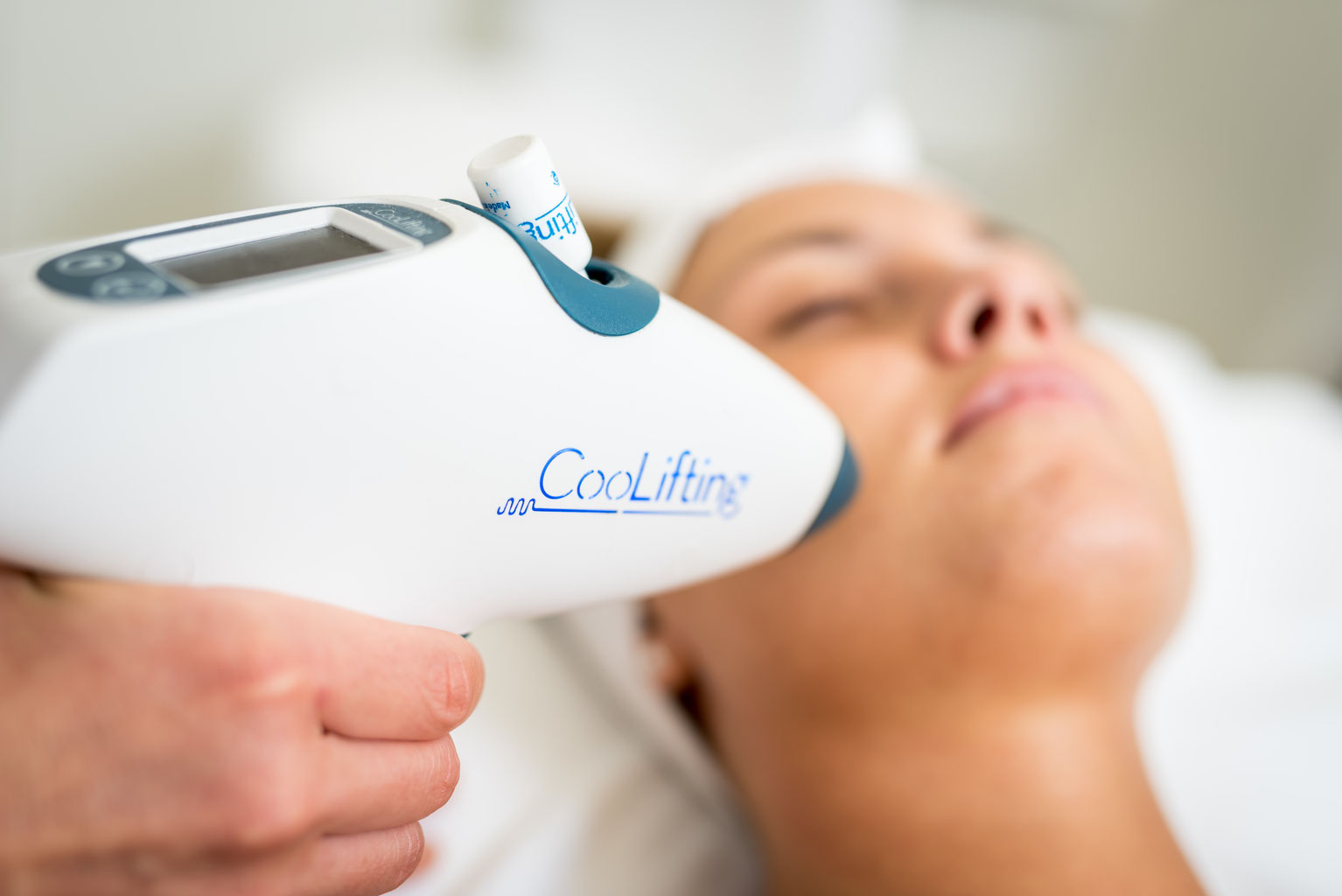 CooLifting - Straffe Haut in wenigen Minuten - Kosmetik
