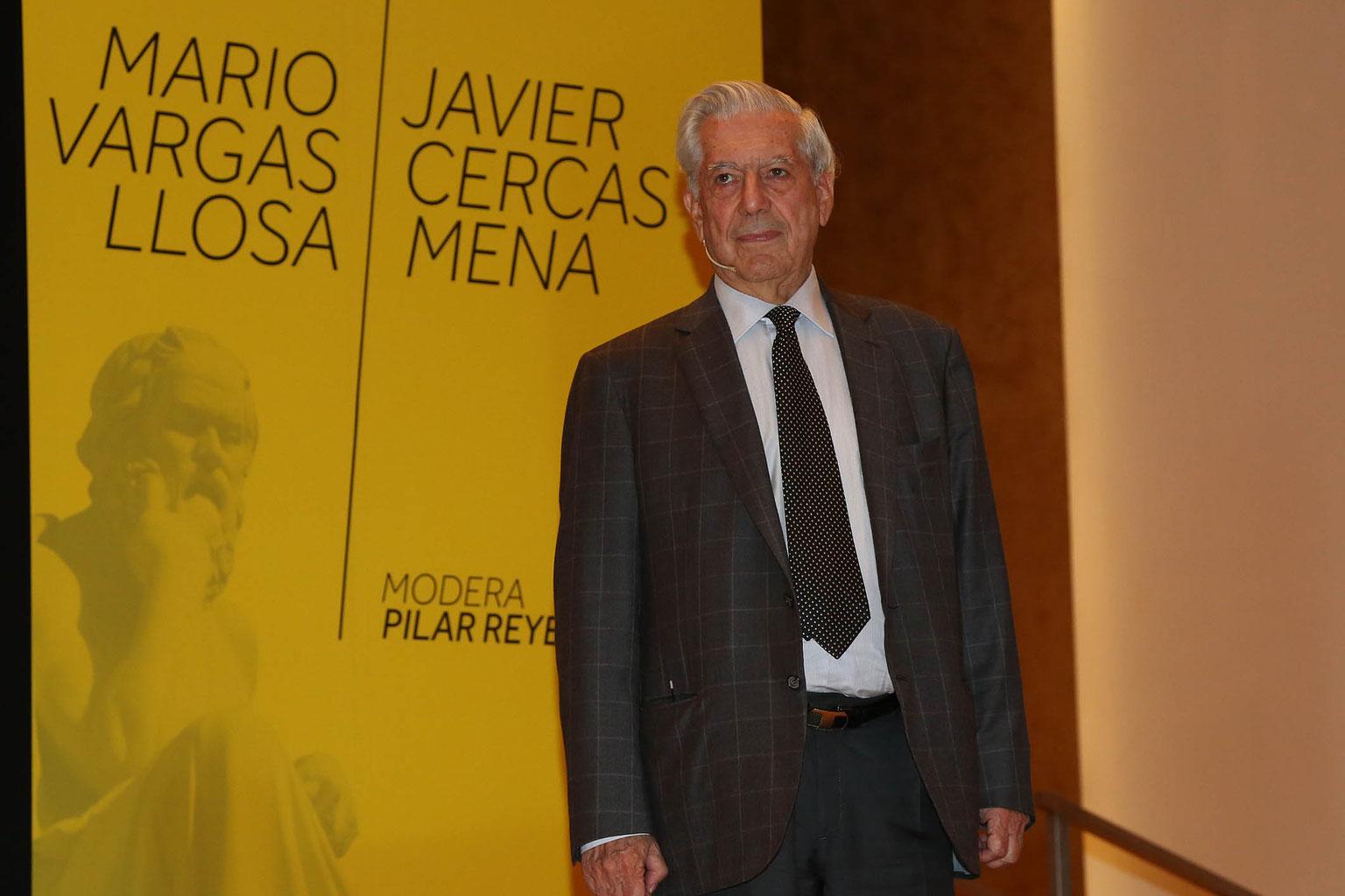 Apunte Sobre Vargas Llosa Y Javier Cercas Ulp Gi Universidad