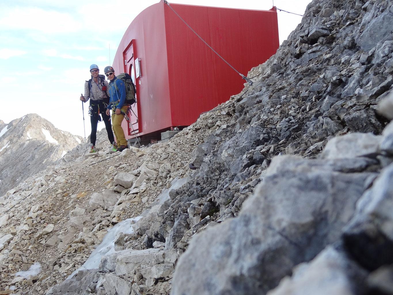 Jubiläumsgrat Klettersteigset : Höllenritt über den jubiläumsgrat alpinclub alzenau e v