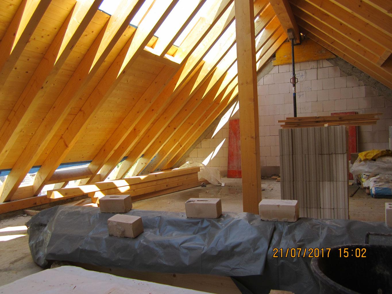 der 2 rettungsweg aus dem dachgeschoss und dem spitzboden brandschutznachweis und. Black Bedroom Furniture Sets. Home Design Ideas