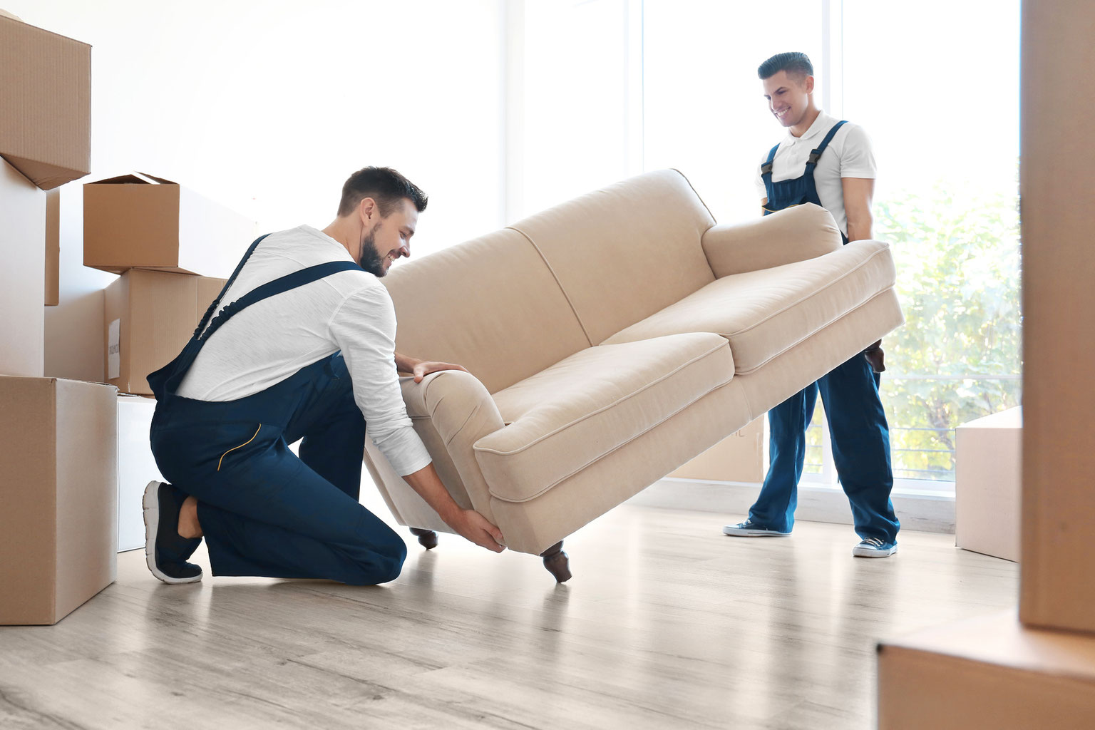 Fachkraft für Möbel-, Küchen- und Umzugsservice (m/w/d) - duemler