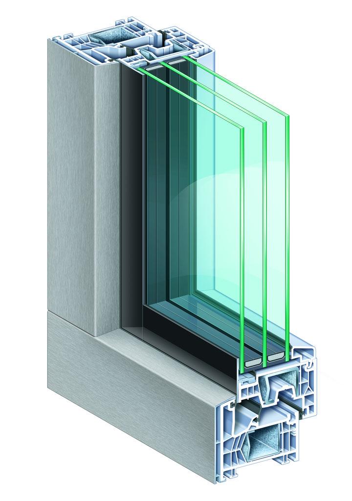 Verbundfenster Kunststoff Aluminium Ikf Gmbh Fenster Turen