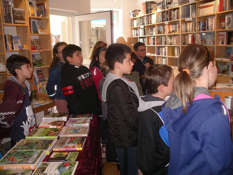 Buchhandlung Nittendorf