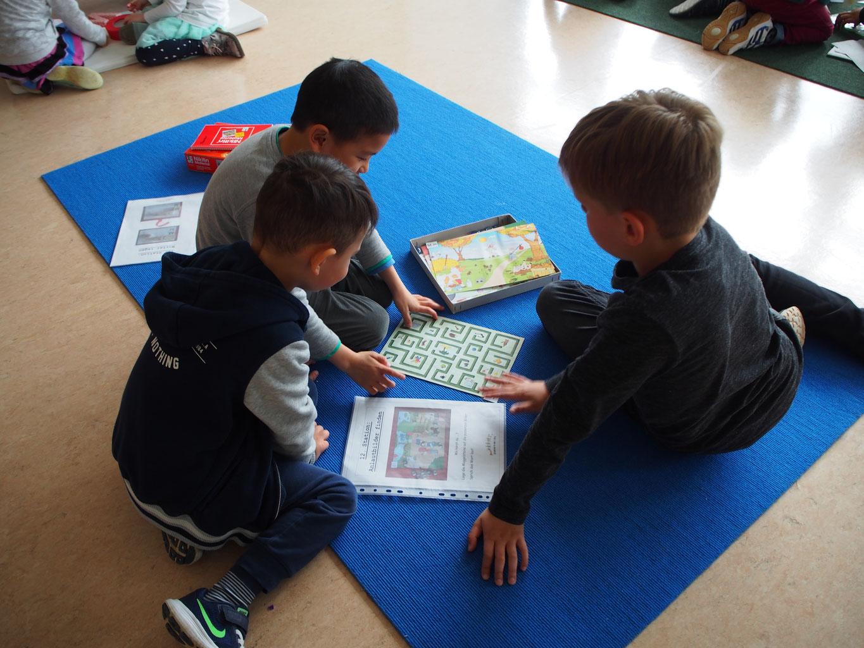 Kindergarten Nittendorf