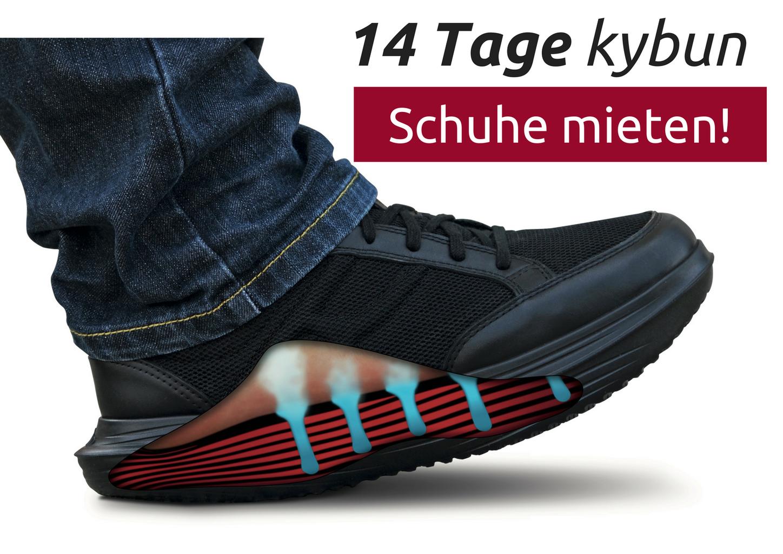 kybun Herzog: Gesunde Bewegung kybun Schuhe und Samina