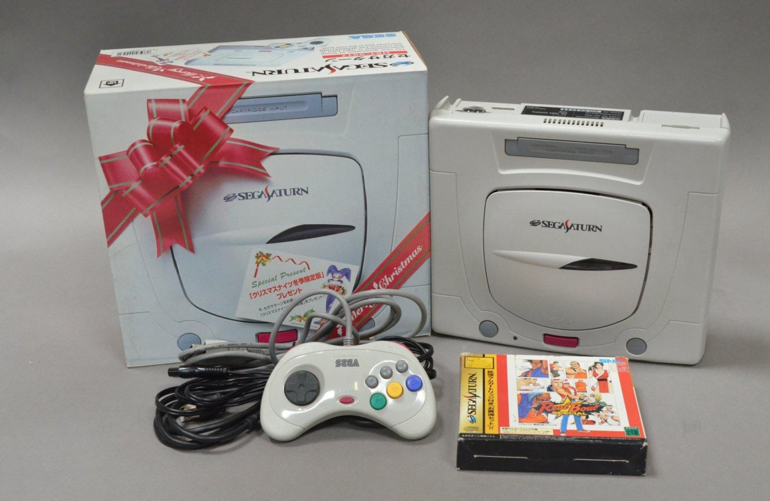 Sega saturn console variations the database for all console colors and variations - Sega saturn virtual console ...