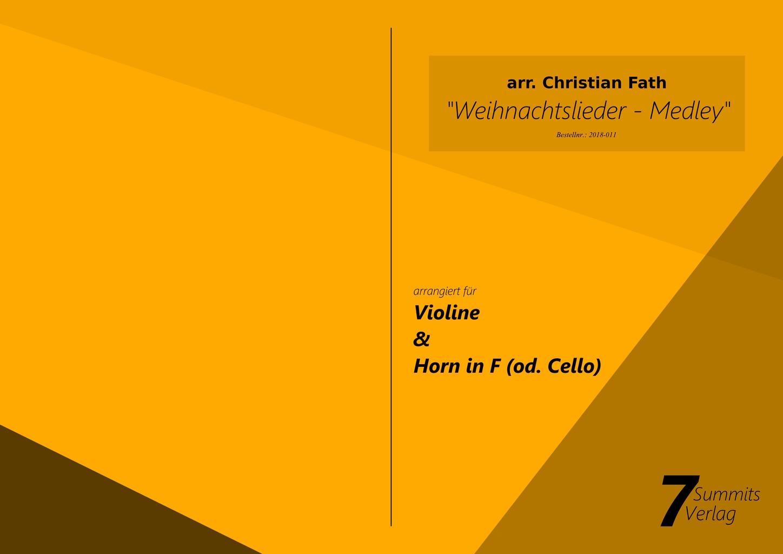 Weihnachtslieder-Medley - 7summitsverlags Webseite!