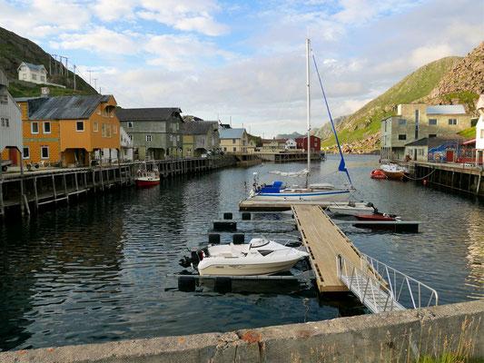 Nyksund Hafen