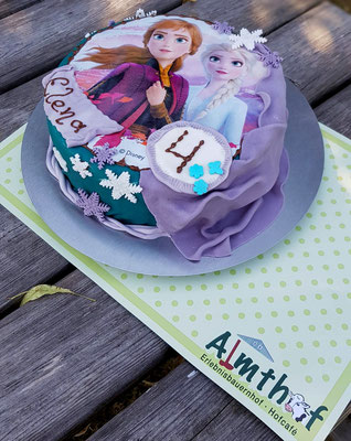 Torte Eiskönigung