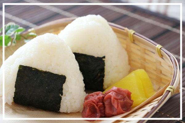 上品な甘さと奥ゆかしい味わい懐かしい噛みごたえのあるお米です。