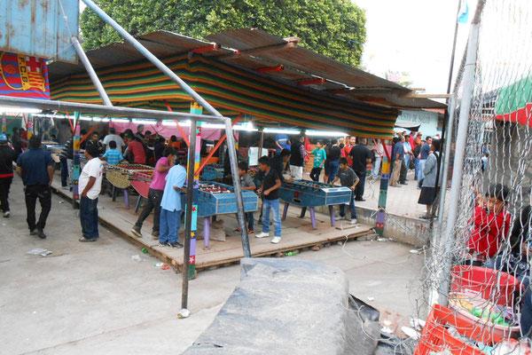 """Fiesta in Barranca """"Flipper, Kicker, Videogames"""""""