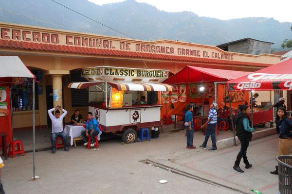 "Barranca Fiesta ""Burguer - mal anders"""