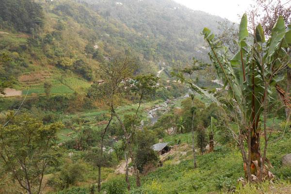 Blick Cuenca del Naranjo