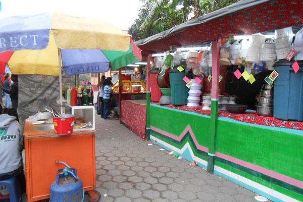 Barranca Fiesta Buden