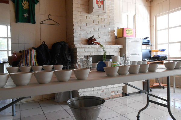 "Cupping Table ""Fortaleza"""