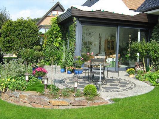 neugestaltung garten und landschaftsbau bauhaus. Black Bedroom Furniture Sets. Home Design Ideas