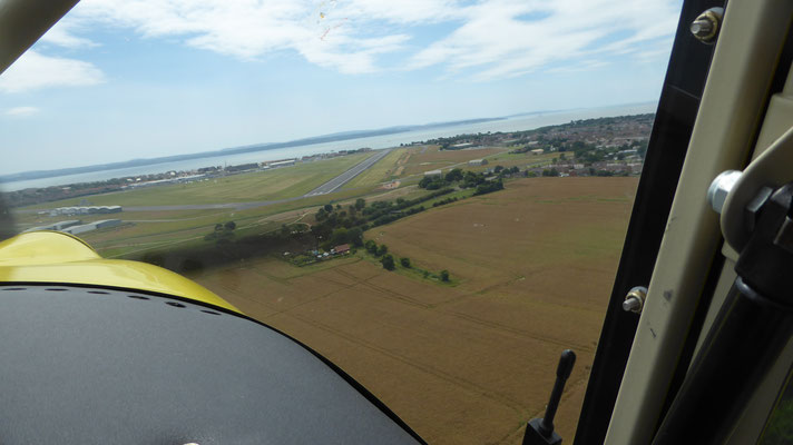 Approach Lee on Solent