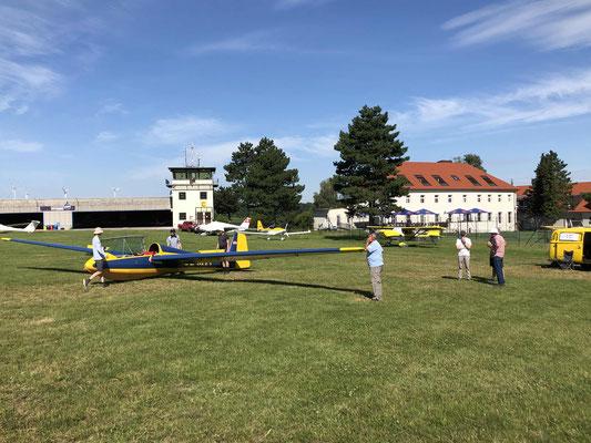 Segelflugbetrieb Spitzerberg