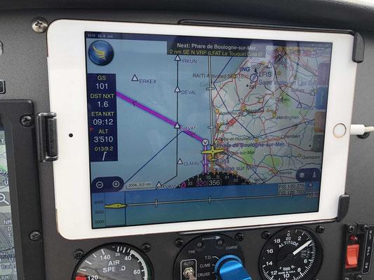 Navigation mit Skydemon