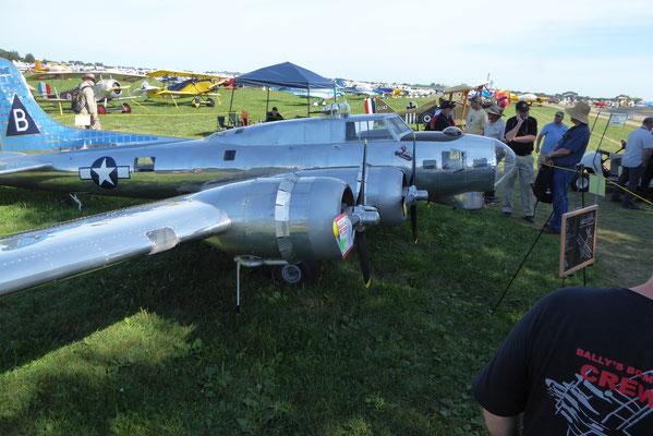 B-17 als Eigenbau