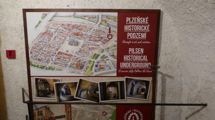 Altstadt Untergrund