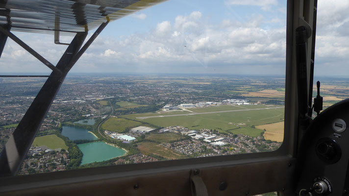Cambridge downwind RW23