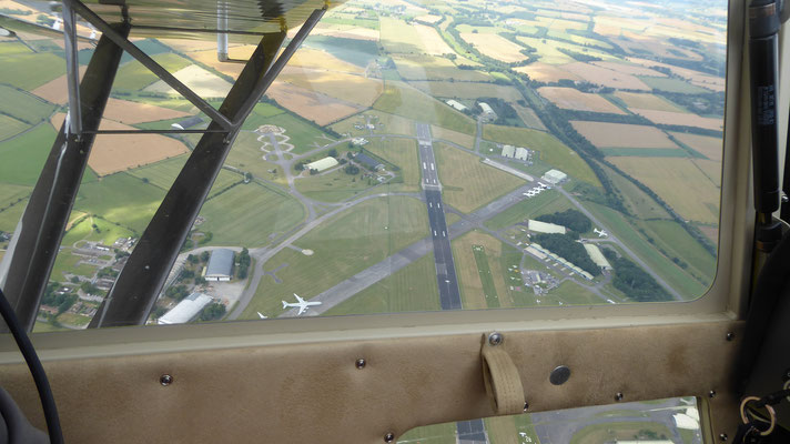 Standard overhead join Kemble