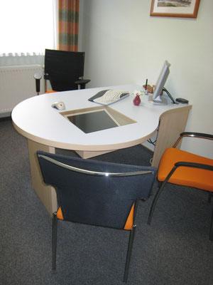 Beratungstisch