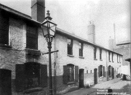 Darmouth Street 1905 - images from the Birmingham History Forum