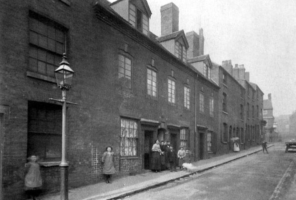 Fox Street 1905