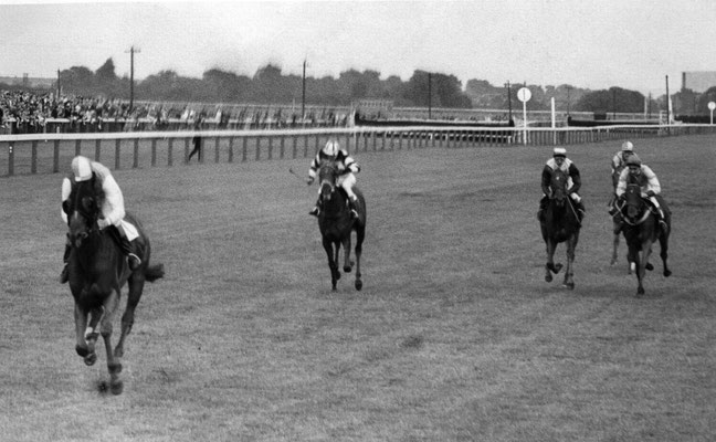 Bromford Racecourse 1960 - image from the Birmingham Mail